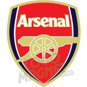 Arsenal Soccer Club Jpg Custom Car Magnet Logo Magnet