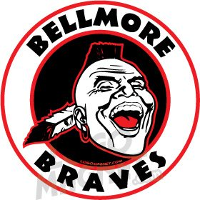 BELLMORE-BRAVES-INDIAN-HEAD