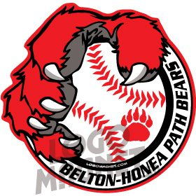 BELTON-HONEAPATH-BEARS-BASEBALL-CLAW-GRABING