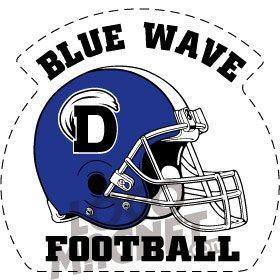 BLUE-WAVE-FOOTBALL-HELMET-CUSTOM