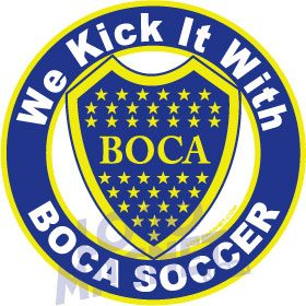 BOCA-SOCCER