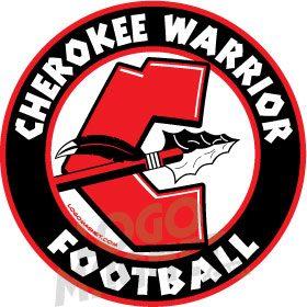 Cherokee Warriors Football