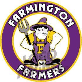 Farmington Farmers Jpg Custom Car Magnet Logo Magnet