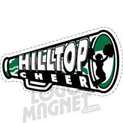 HILLTOP-CHEER-MEGAPHONE