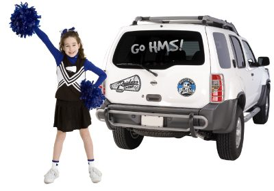 school car magnets for your fundraising efforts