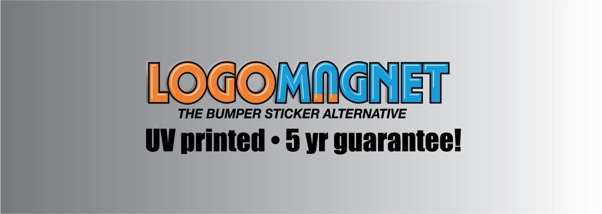 Logo Magnet - UV printed banner
