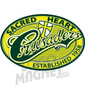 SACRED-HEART-SCHOOL-CRUSADERS-CROSS-SHIELD-CUSTOM jpg Custom