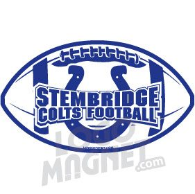 Colt Football Logo