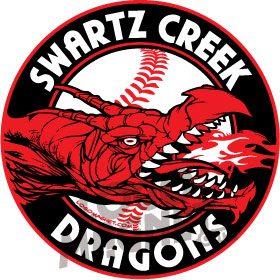 SWARTZDRAGONSBASEBALLROUjpg Custom Car Magnet Logo Magnet - Custom car magnets baseball