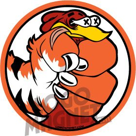 clemson football logo coloring pages - photo#43
