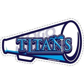 TITANS-MEGAPHONE