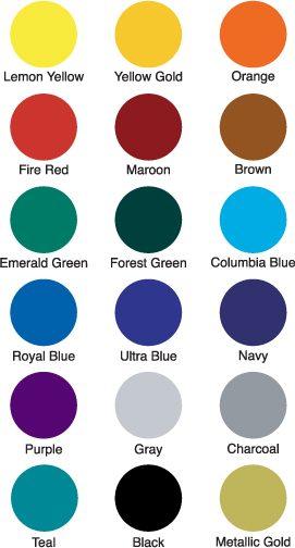 ink colors car magnet ink logo magnet. Black Bedroom Furniture Sets. Home Design Ideas