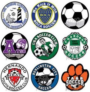 Custom Soccer Ball Car Magnets LogoMagnetcom - Custom volleyball car magnets