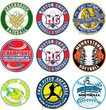 Custom Softball Car Magnets LogoMagnetcom - Custom volleyball car magnets