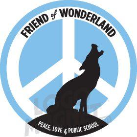 WONDERLAND-ELEMENTARY-WOLF-WOLVES-PEACE-SIGN